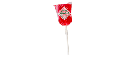 TABASCO® Spicy Lollipop