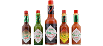 TABASCO® Scorpion Set