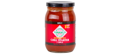 TABASCO® Chili Starter (Spicy)