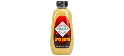 TABASCO® Brown Mustard